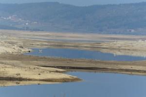 Rocles et le lac de Naussac